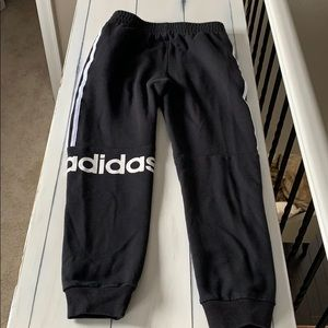 Boys 14/16 adidas joggers. Worn once.